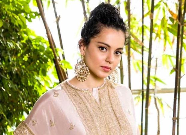 BMC sends a model to Kangana Ranaut citing the illegal parts constructed in her dwelling