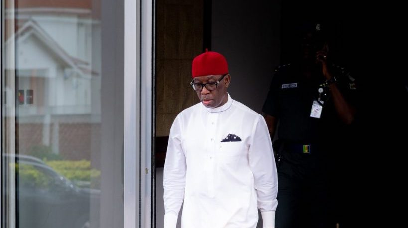 Nigeria Police Arrest Seven Persons Illegally, Yelp Them Acquire admission to To Lawyers On Orders Of Governor Okowa's Aide