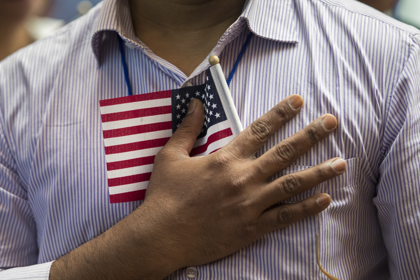 Court docket Rules Trump Can Deport 300,000 Migrants Who've Lived in the U.S. Legally for Years