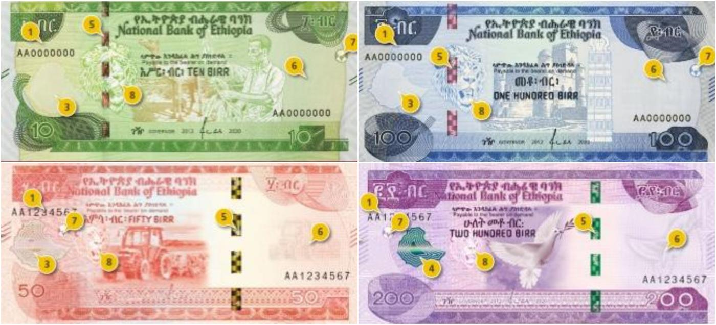 Ethiopia is demonetizing its financial system with recent currency to variety out hoarding and unlawful alternate