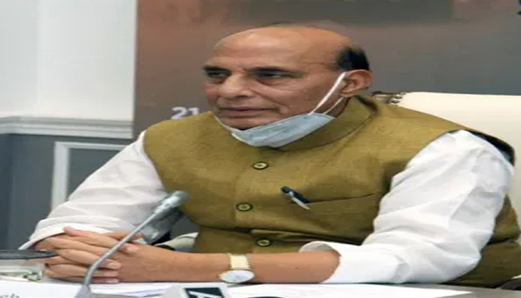 China Has Illegally Occupied Over 38,000 Sq. KM Of Indian Land : Rajnath Singh