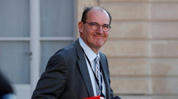 French PM Castex design of fine complaint over COVID-19 management