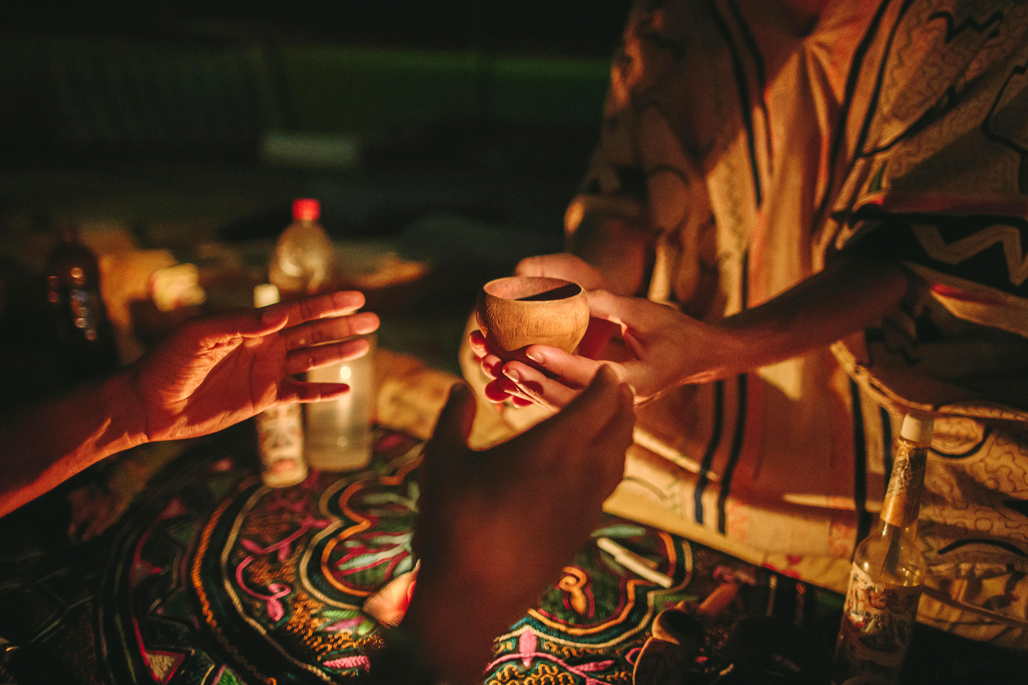 Gospel of ayahuasca: Hallucinogenic inspires honest religious trudge