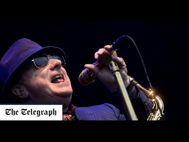 Of us, We Fill Tragically Misplaced a Musical Hero in Van Morrison
