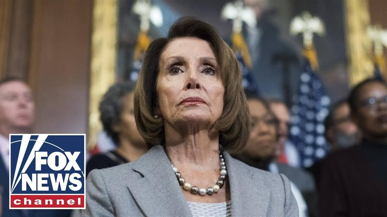 Dow Falls 300 Components as Pelosi Demands $2.2 Trillion Stimulus Bundle