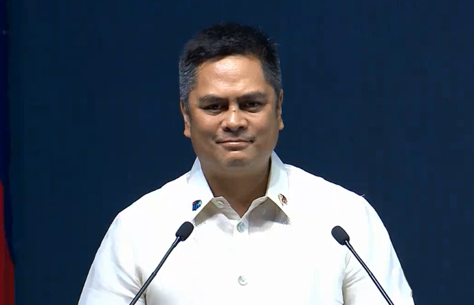 Ressa attempting to speed real responsibility — Andanar