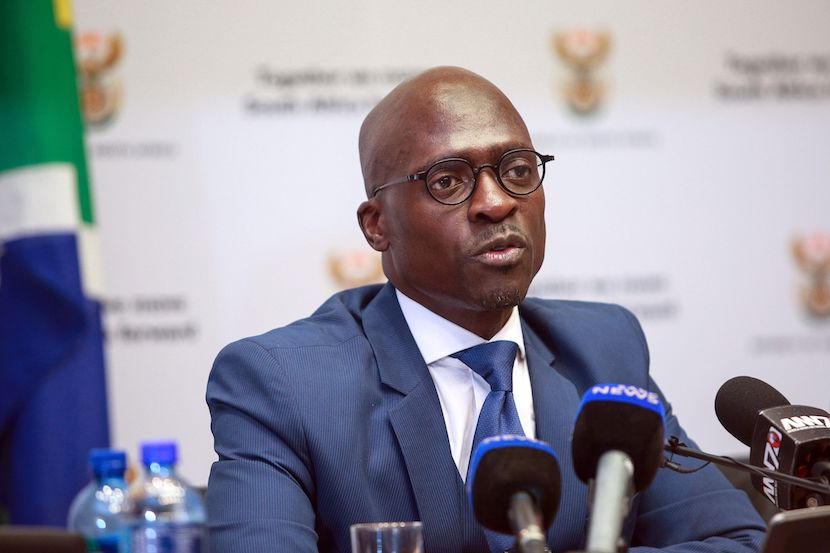Political interference at Eskom was as soon as norm under Malusi Gigaba, says inclined upright head