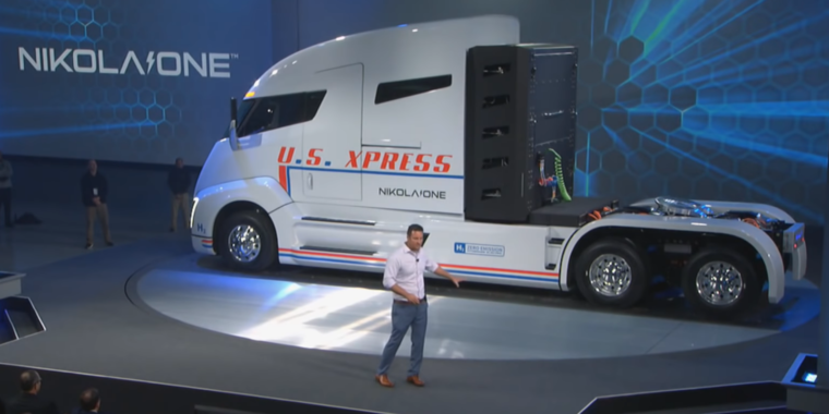 Nikola patented a stolen truck produce, Tesla claims in excellent response