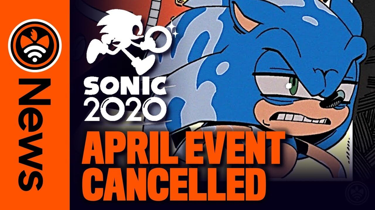Where Are the Sonic Games at Tokyo Recreation Present 2020?