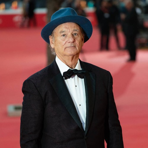 Bill Murray receives appropriate threat from Doobie Brothers for the say of tune to sell golf shirts