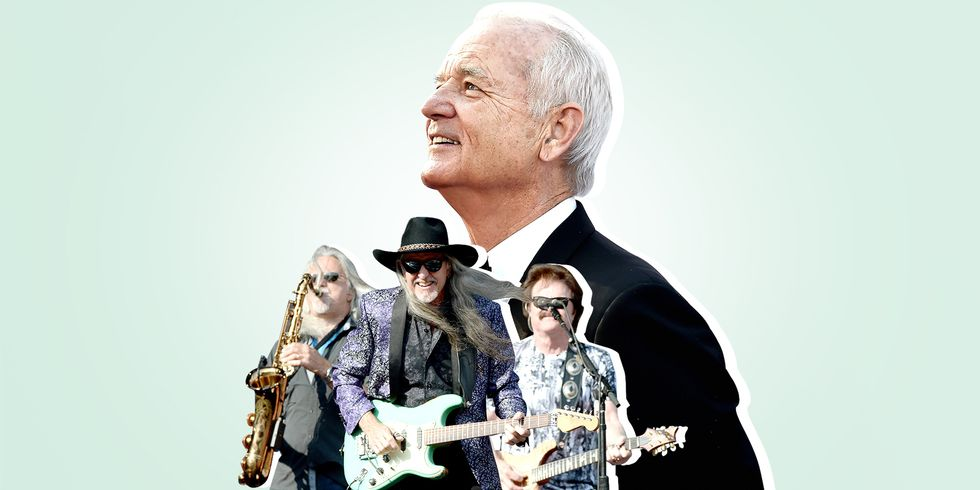 Bill Murray's Golf Attire Line and the Doobie Brothers Are in a Particularly Hilarious Honest Tiff