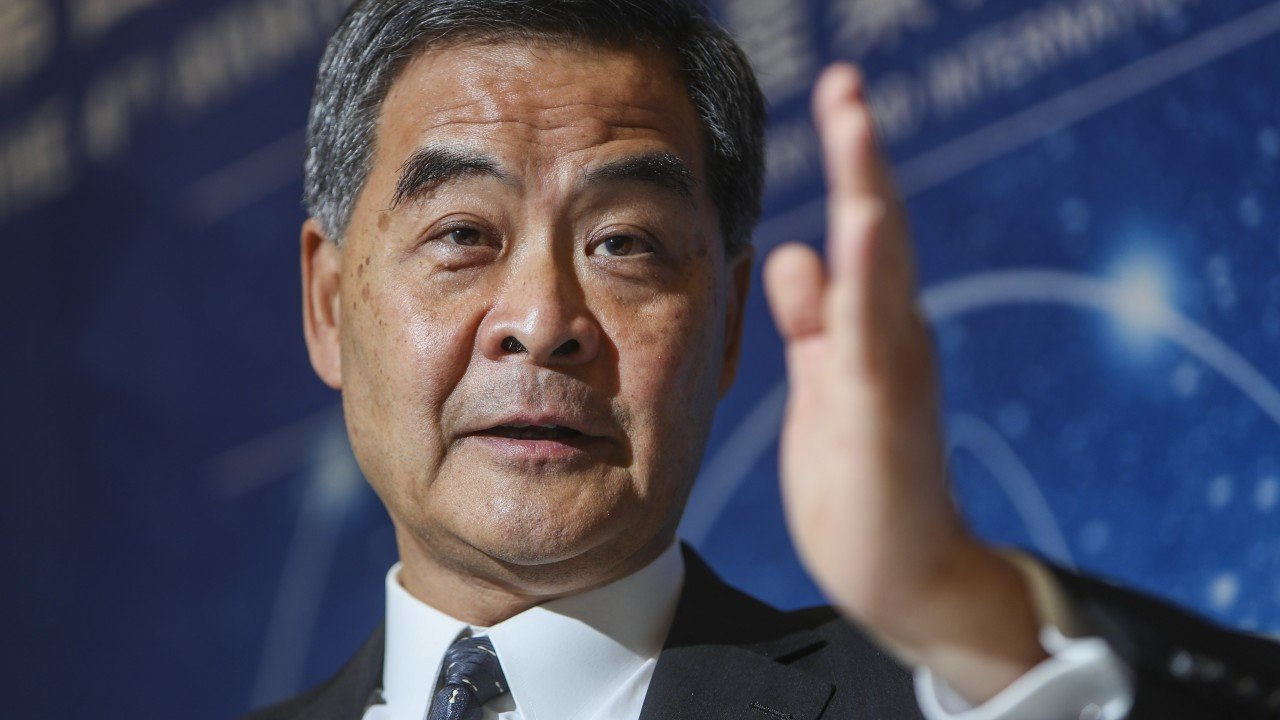 Used Hong Kong leader CY Leung launches correct uncover to power authorities to portray names of academics caught up in protests