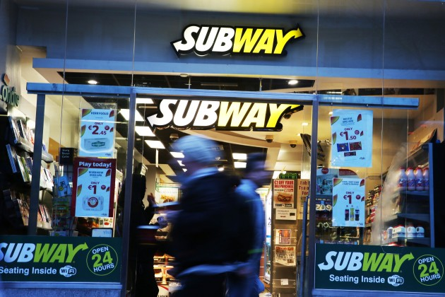 Subway sandwiches comprise 'too critical sugar' to legally be regarded as as bread , Supreme Court docket concepts