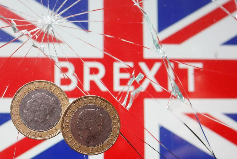 UPDATE 1-Sterling extends losses as EU launches apt case against UK