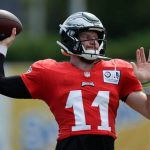 Carson Wentz Is Starting up to Resemble Every other Talented Disappointment