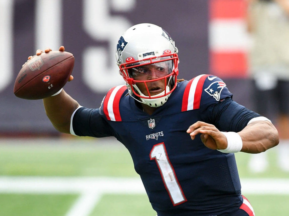 Don't Bank on Cam Newton Carrying the Patriots Too A long way