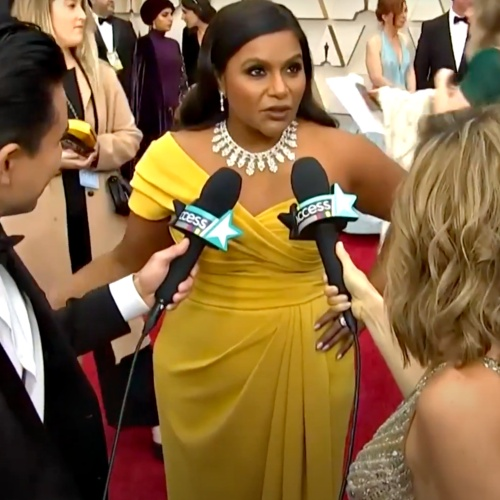 Mindy Kaling: Legally Blonde 3 is going to be a 'gigantic movie'