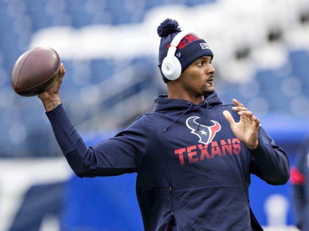 Deshaun Watson Wants Regarded as one of These Three Guys as His Next Head Coach