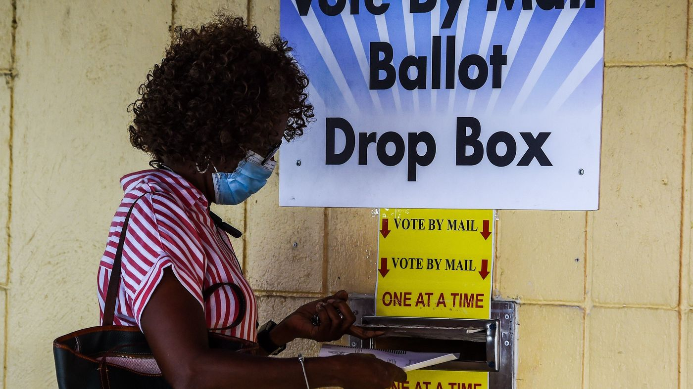 Key Appropriate Fights Over Balloting Dwell Unresolved As Election Day Draws End