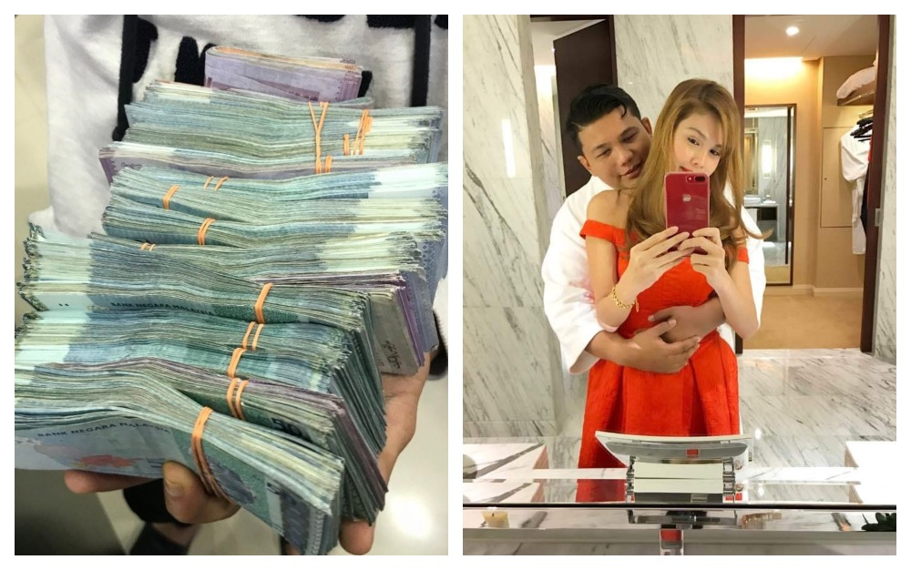 Crazy Prosperous Malaysians? 'Macau scam' suspects flaunt wealth after arrest