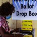 Key Merely Fights Over Vote casting Live Unresolved As Election Day Attracts End