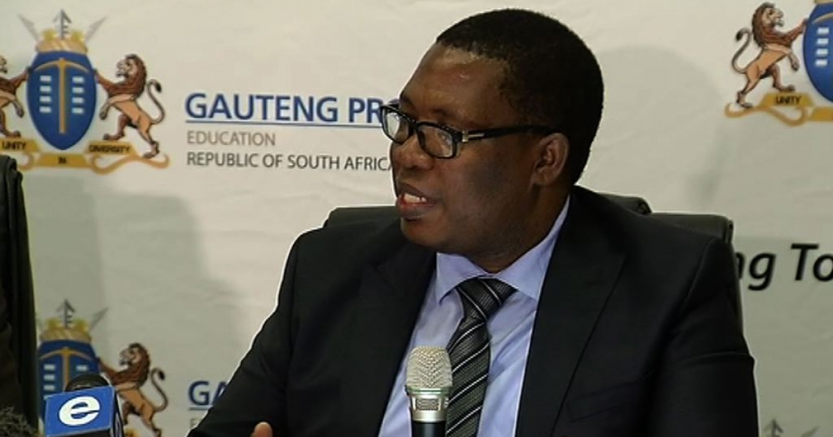 Gauteng Training MEC cracks down on illegal schools