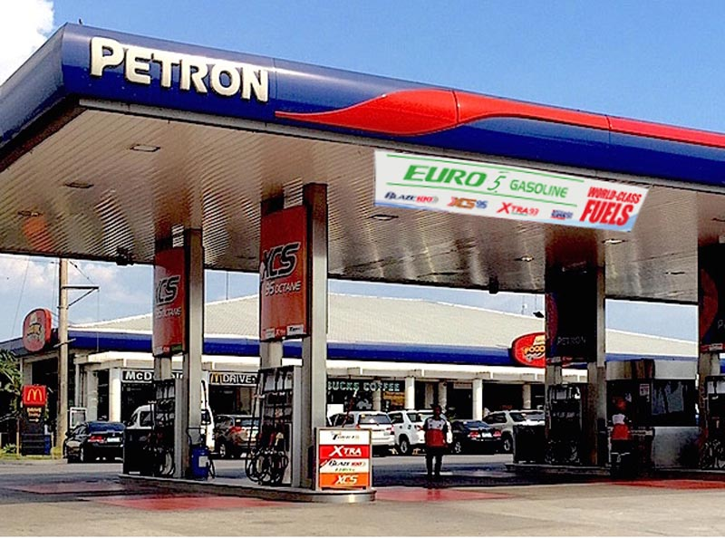 Petron warns patrons on  dangers of illegally refilled LPG tanks