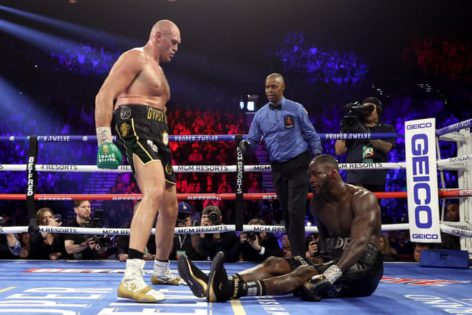Tyson Fury Can Face Honest Repercussions – Claims Reputed Journalist
