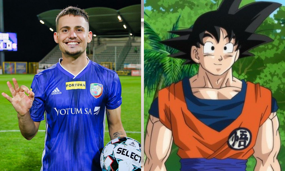 Spanish Player Joan Román Legally Changes His Establish To Goku