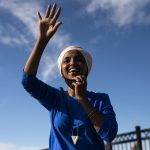Donald Trump Accuses Ilhan Omar of Marrying Her Brother, Coming into The us Illegally