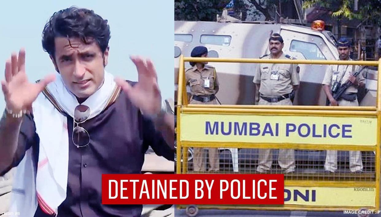 Republic's Pradeep Bhandari illegally detained by Mumbai police no subject anticipatory bail
