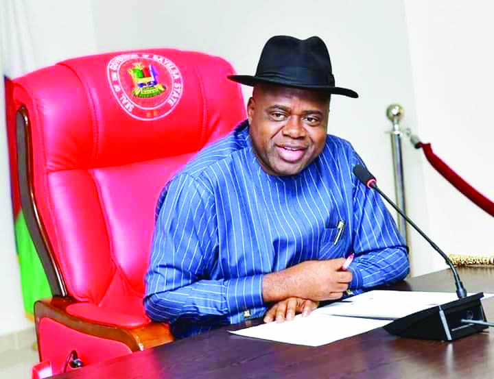 Bayelsa Governor Drums Pork up For #EndSARS, Directs Release Of Illegal Detainees