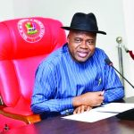 Bayelsa Governor Drums Lend a hand For #EndSARS, Directs Launch Of Illegal Detainees