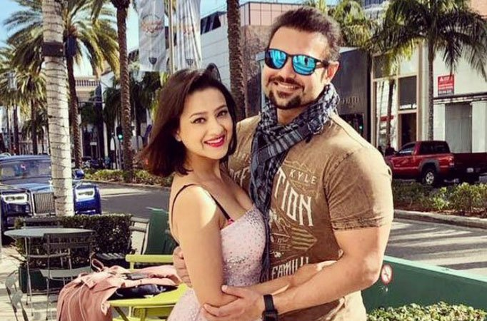 Madalsa Sharma blind to the ongoing prison court cases against husband Mahaakshay Chakraborty and spouse's mother Yogeeta Bali in Oshiwara