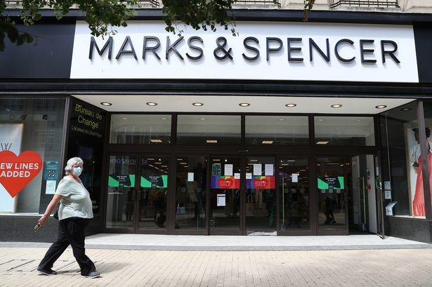Warning over M&S giveaway scam that steals your financial institution shrimp print