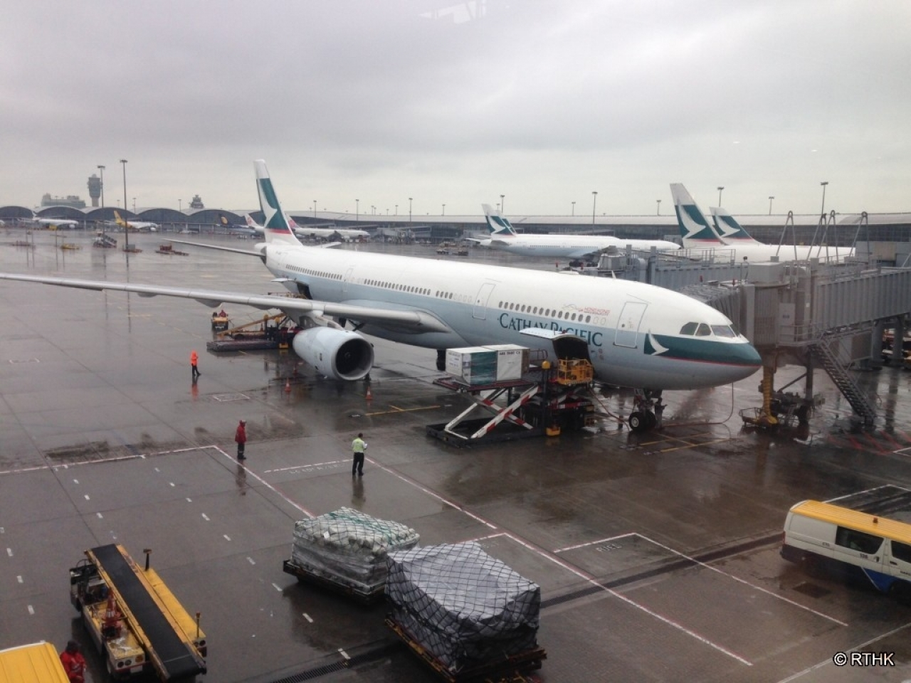 Cathay pilots union seeks absorbing advice on contracts
