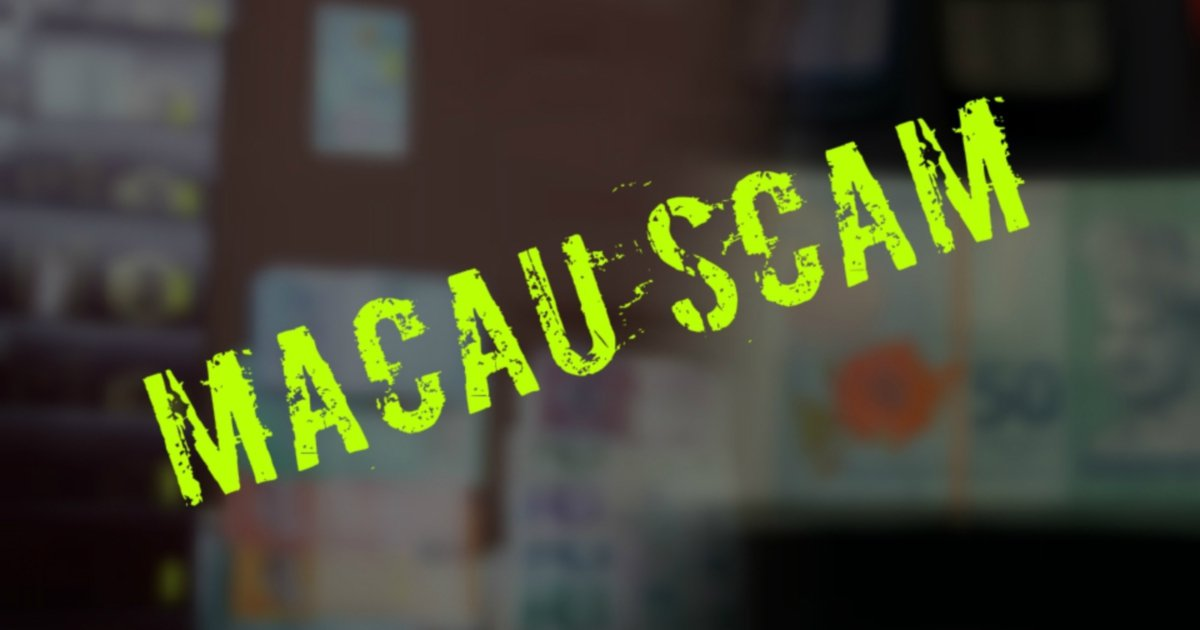 Cease scams in their tracks