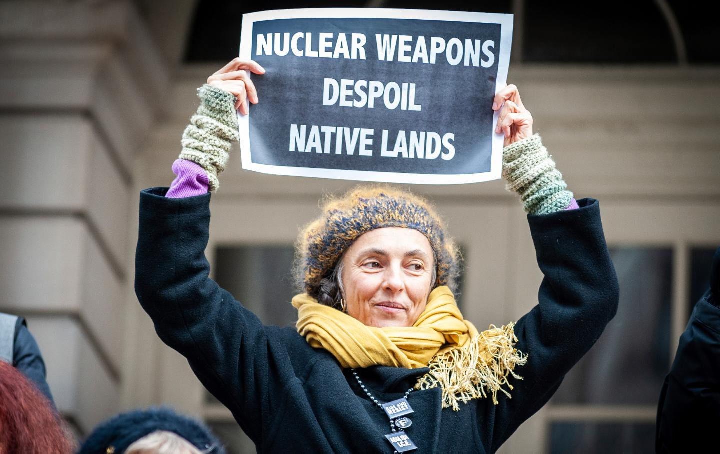 Nuclear Weapons Dangle Continuously Been Spoiled. Now They're Unlawful.