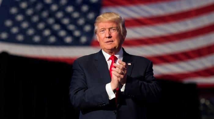US elections 2020: Trump's campaign web pages defaced by cryptocurrency scammers
