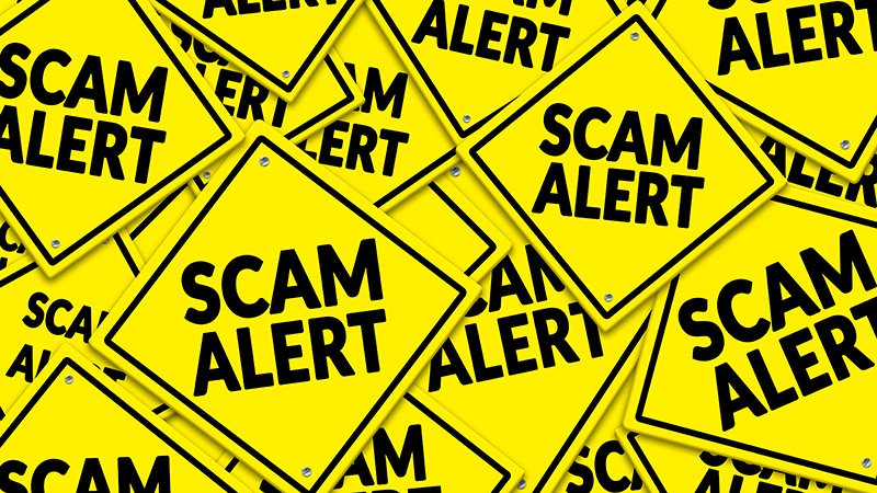 Extortion Scam Targets Clinicians in Loads of States