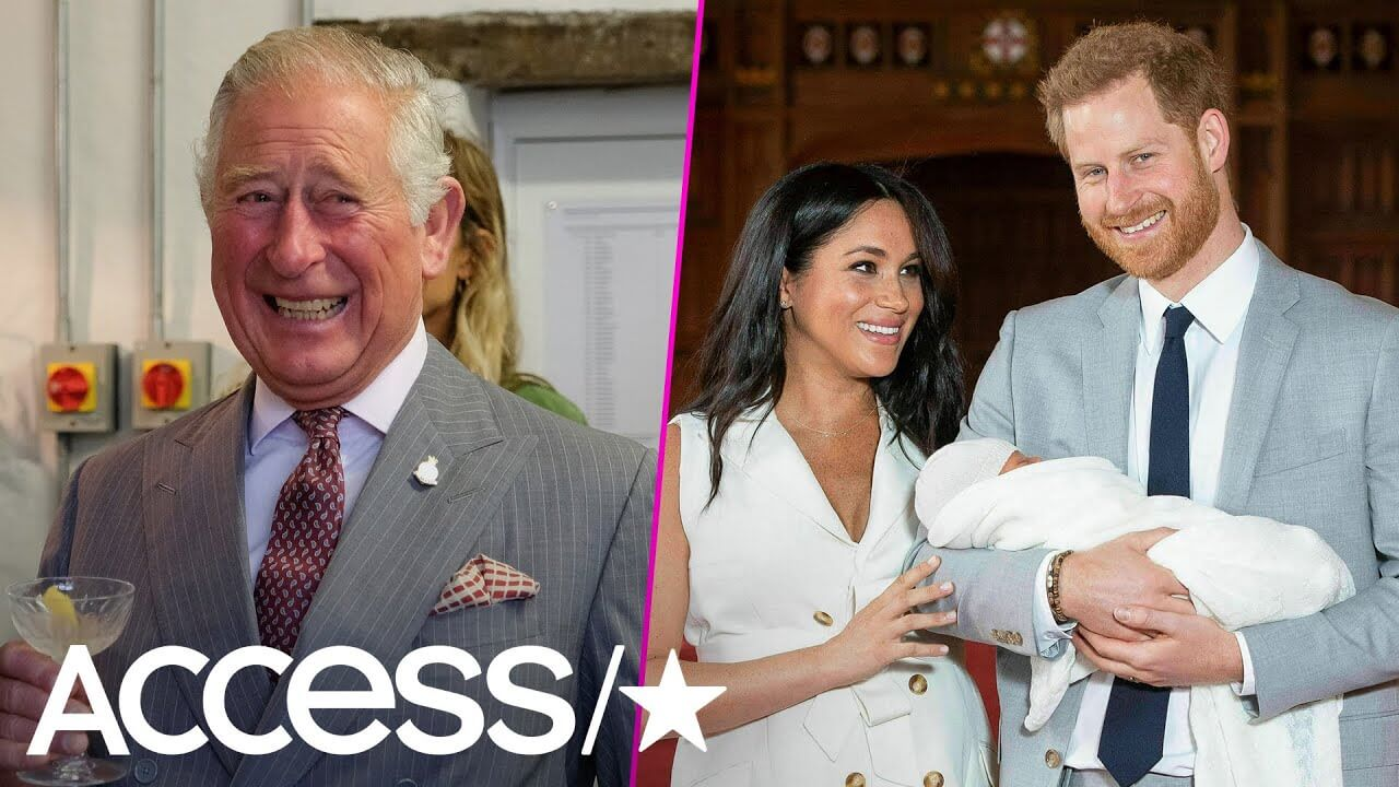 Prince Harry Must aloof Be Ashamed for How He's Treated Prince Charles