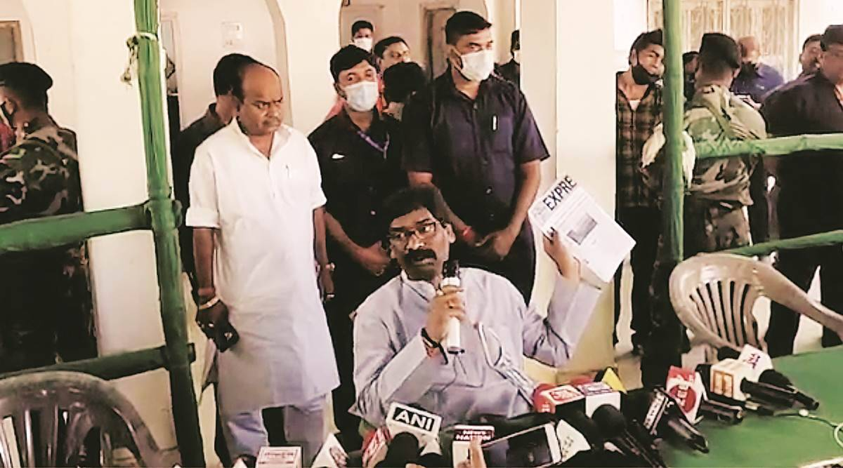 Jharkhand CM orders probe into scholarship rip-off: 'action quickly'