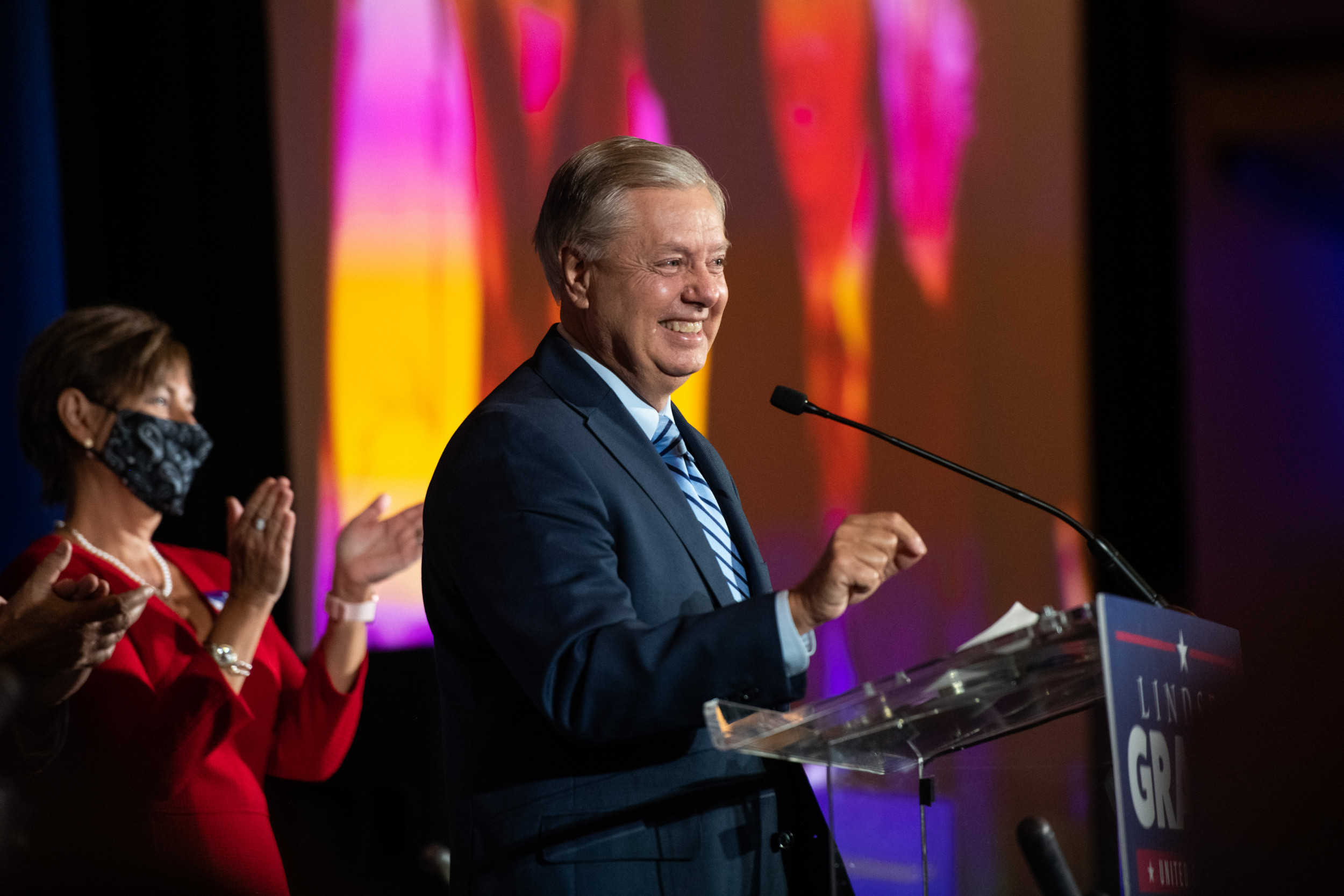 Lindsey Graham In my belief Donates $500,000 to Trump Advertising and marketing campaign's Ethical Fund