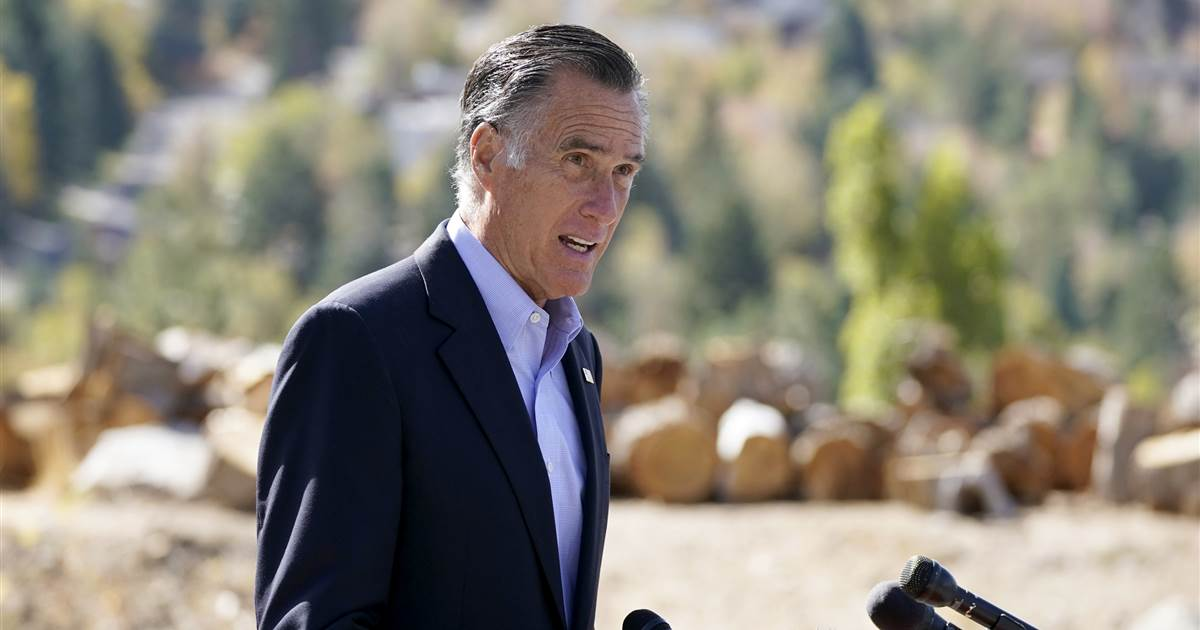 Romney warns Trump to be 'cautious' with rhetoric as he pursues exact challenges