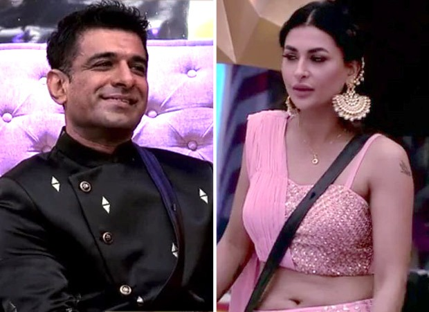 Bigg Boss 14 lands in every other appropriate soup, Karni Sena warns them over Eijaz Khan and Pavitra Punia's PDA