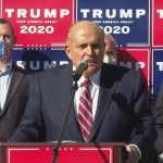 Rudy Giuliani and fellow Trump attorneys crank out conspiracies as relevant challenges implode