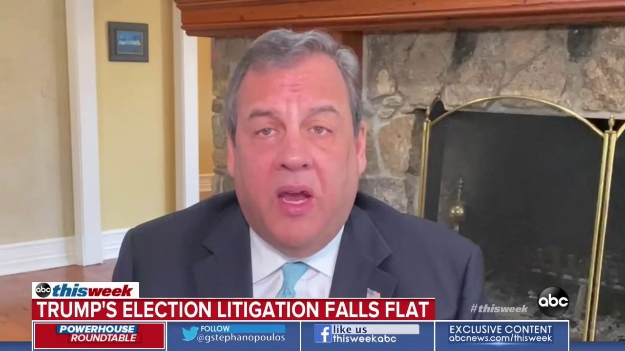 Chris Christie: Trump's Excellent Personnel Has Been a 'National Embarrassment'