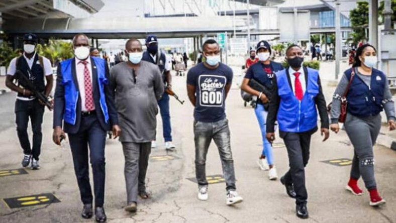 INTERPOL arrests 3 Nigerians who allegedly scammed 50,000 victims in 3 years