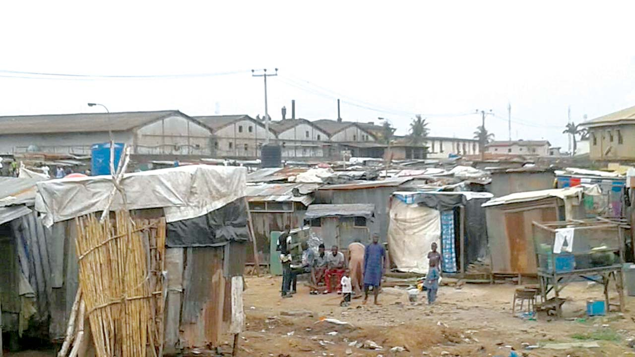 Lagos Taskforce destroys over 1,700 unlawful shanties at Agege