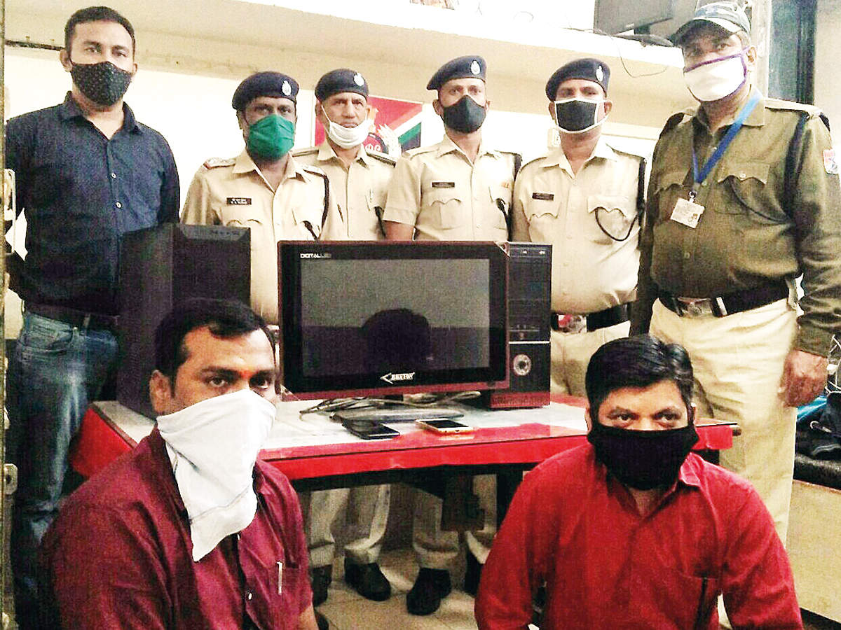 National tatkal sign scam 'mastermind' held